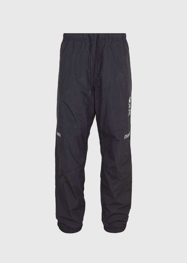 NEIGHBORHOOD: PFU WOVEN PANT [BLACK]