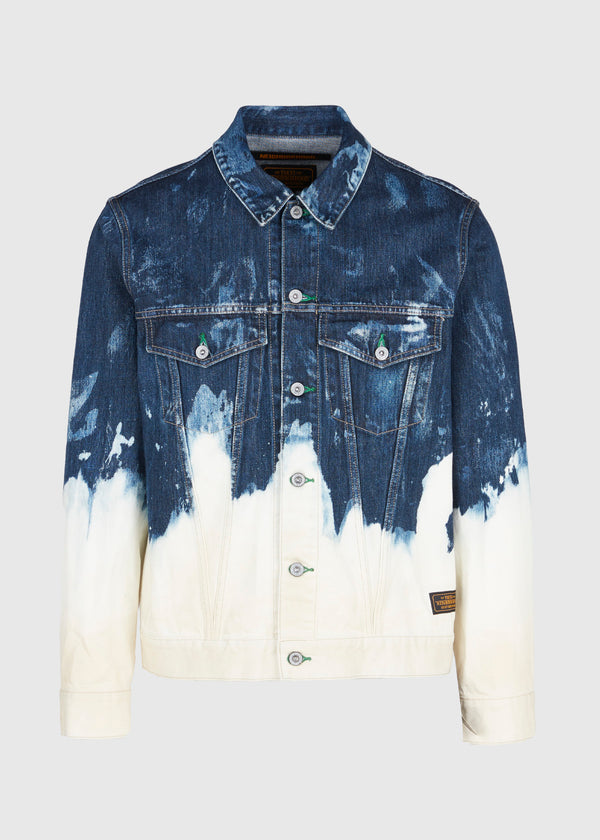 NEIGHBORHOOD: STOCKMAN JACKET [INDIGO]
