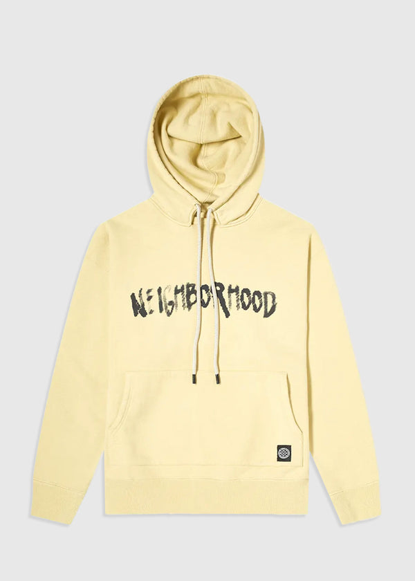 NEIGHBORHOOD: HOODIE LS [CREAM]