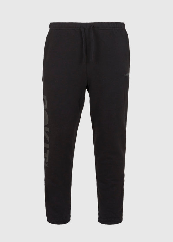 ROKIT: CORE SWEATPANTS [BLACK]