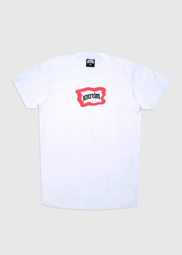 ICECREAM: MALTO SS TEE [WHITE]