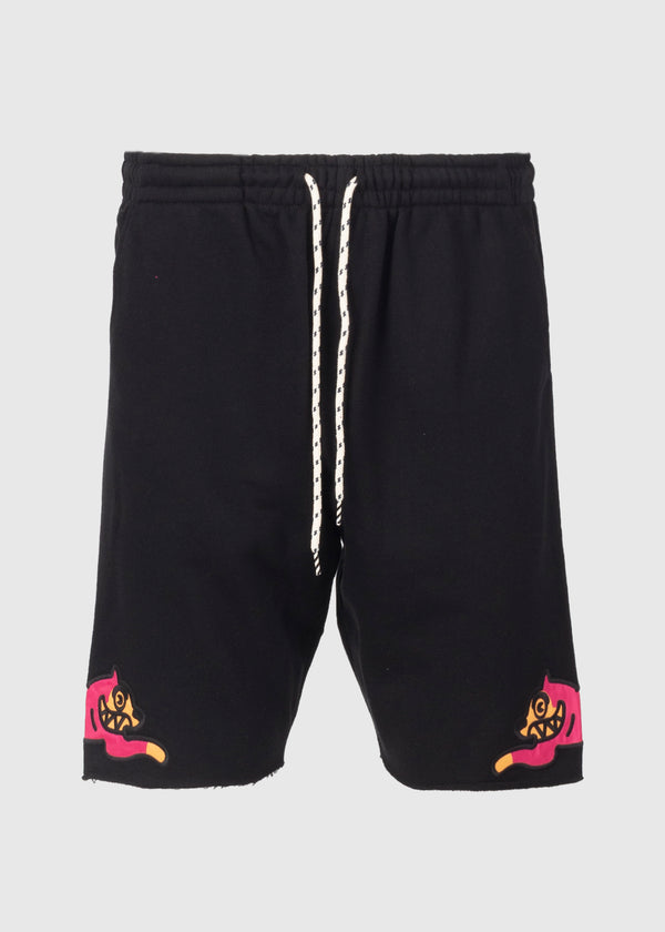 ICE CREAM: BOULALA SHORT [BLACK]