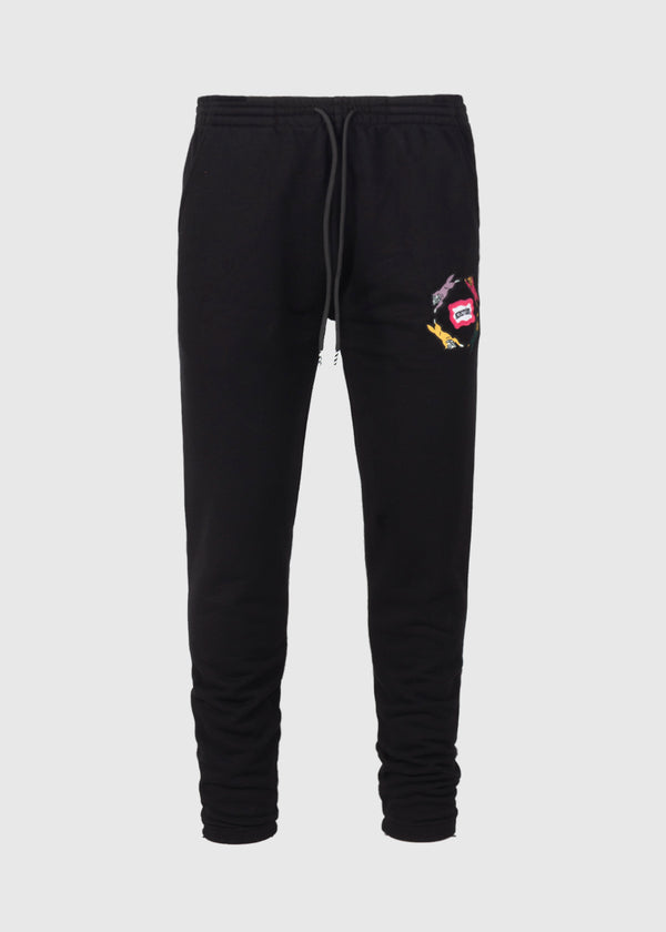 ICE CREAM: OLSON PANT [BLACK]