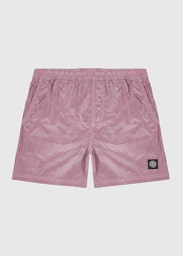 STONE ISLAND: SHORTS [ROSE QUARTZ]