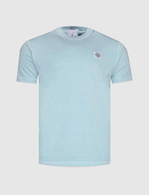 STONE ISLAND: PATCH TEE [BLUE]