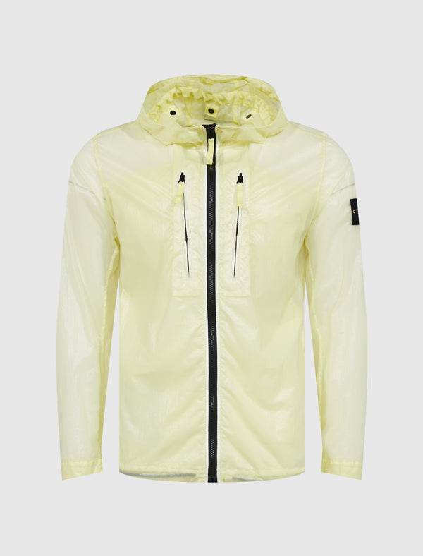 HOODED JACKET PACKABLE