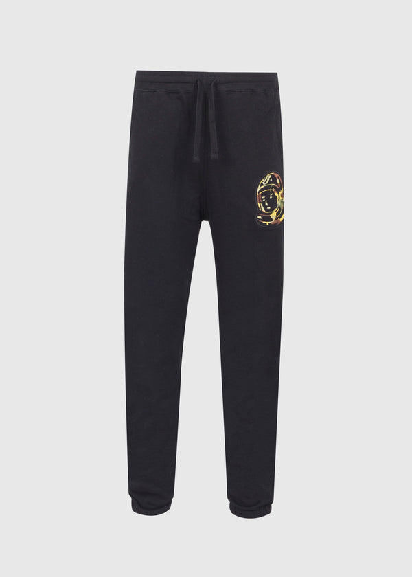 BILLIONAIRE BOYS CLUB: CAMO SWEATPANTS [BLACK]