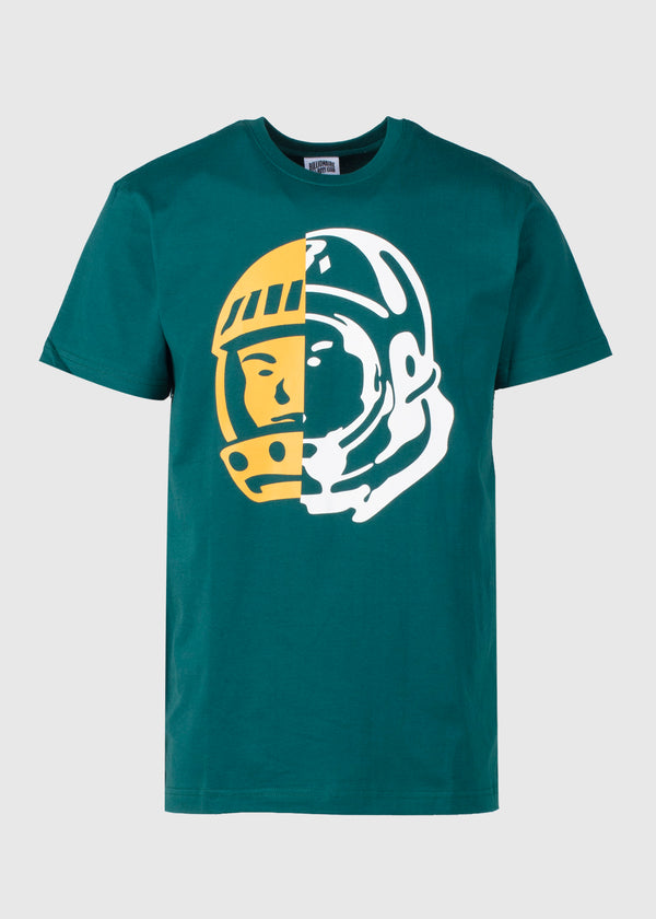 BILLIONAIRE BOYS CLUB: SPACEWALK SS TEE [GREEN]