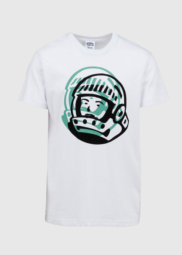 BILLIONAIRE BOYS CLUB: DOUBLEED SS TEE [WHITE]