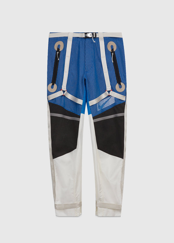 NIKE: ISPA PANTS [BLUE]