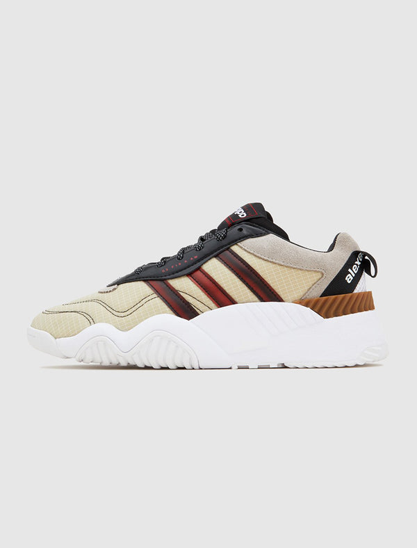 ADIDAS X ALEXANDER WANG: TURNOUT TRAINER [TAN]
