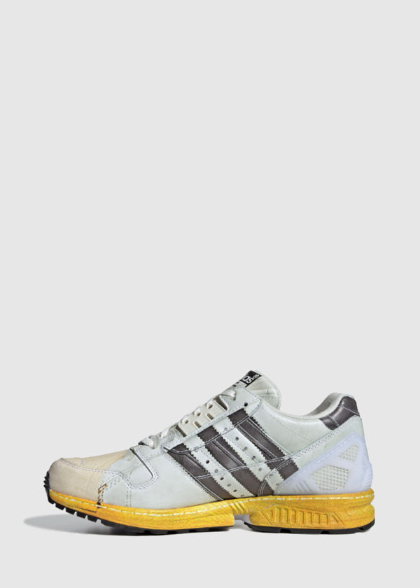 ADIDAS: ZX 8000 SUPERSTARS [WHITE]