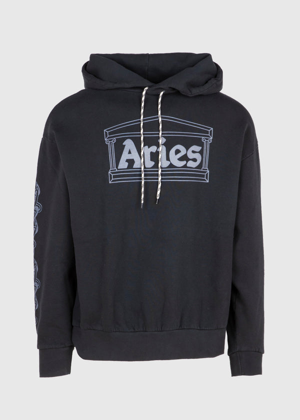 ARIES: 2 CHAINS HOODIE [GREY]