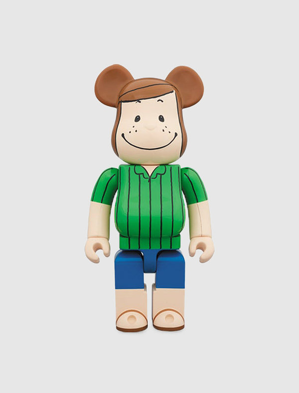 MEDICOM: BEARBRICK 400% PATTY [GREEN]