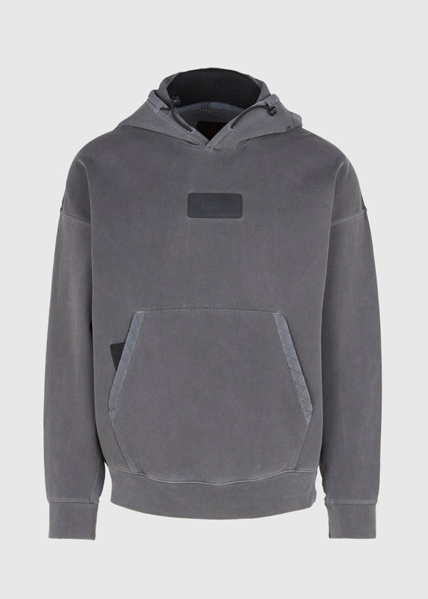 JORDAN: 23 ENGINEERED HOODIE [GREY]