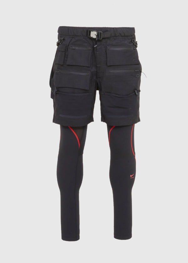 NIKE X MMW: SE HYBRID TIGHT [BLACK]