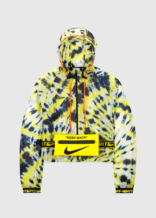 NIKE X OFF-WHITE: JACKET [YELLOW]