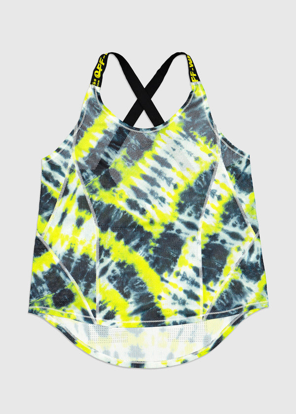 NIKE X OFF-WHITE: TANK TOP [YELLOW]