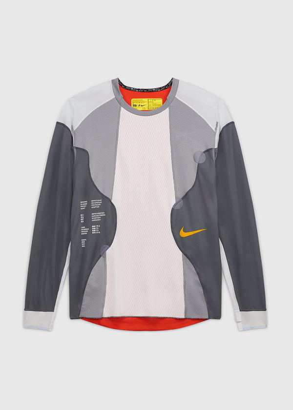 NIKE: ISPA SHIRT [GRAY]
