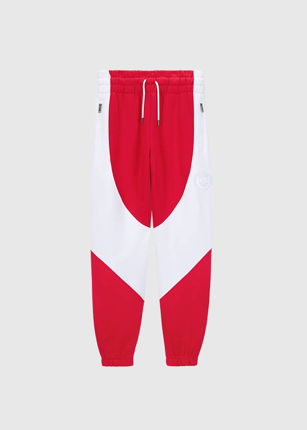 JORDAN: WOMEN'S AIR JORDAN PSG SWEATPANTS [WHITE]