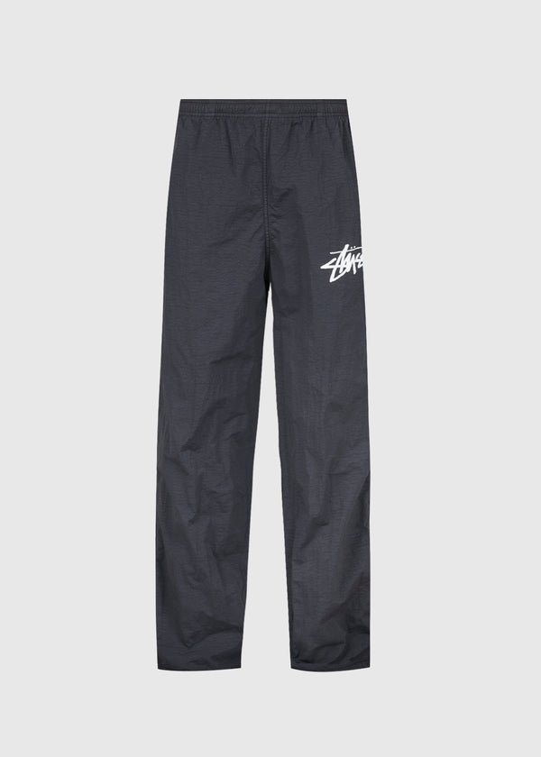 NIKE X STUSSY: BEACH PANTS [BLACK]