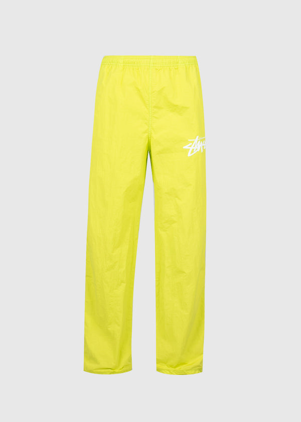 NIKE X STUSSY: BEACH PANTS [YELLOW]