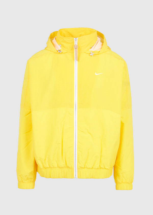 NIKE: NRG MII TRACK JACKET [YELLOW]