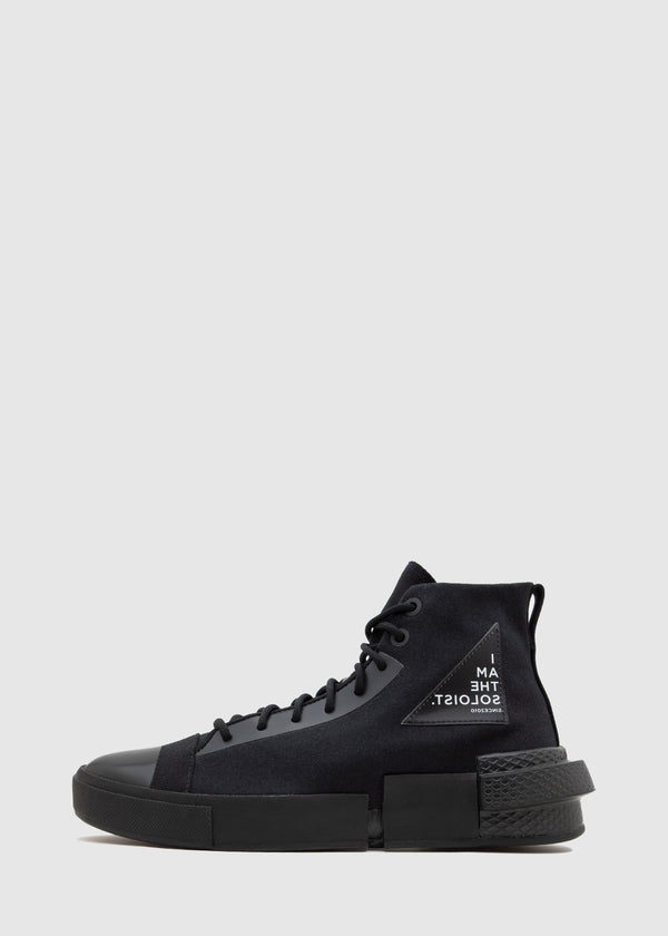 CONVERSE X THE SOLOIST: ALLSTAR CX DISRUPT HI [BLACK]