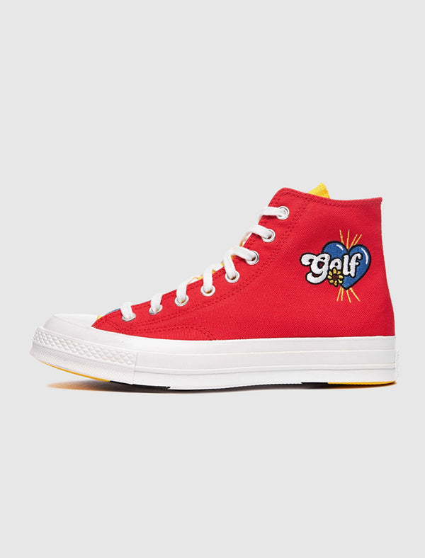 CONVERSE: CHUCK 70 HI X GOLF WANG [MULTI]