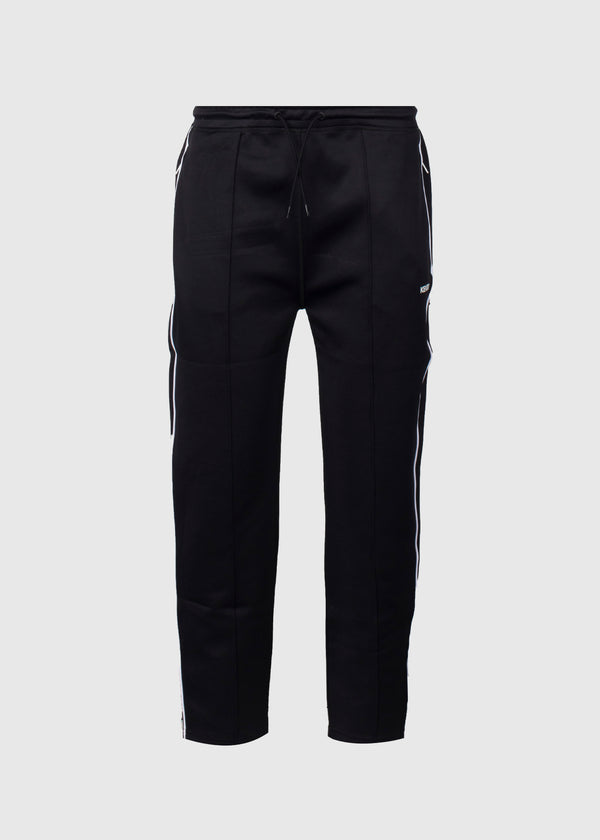 KENZO: TECH JERSEY TRACKPANTS [BLACK]