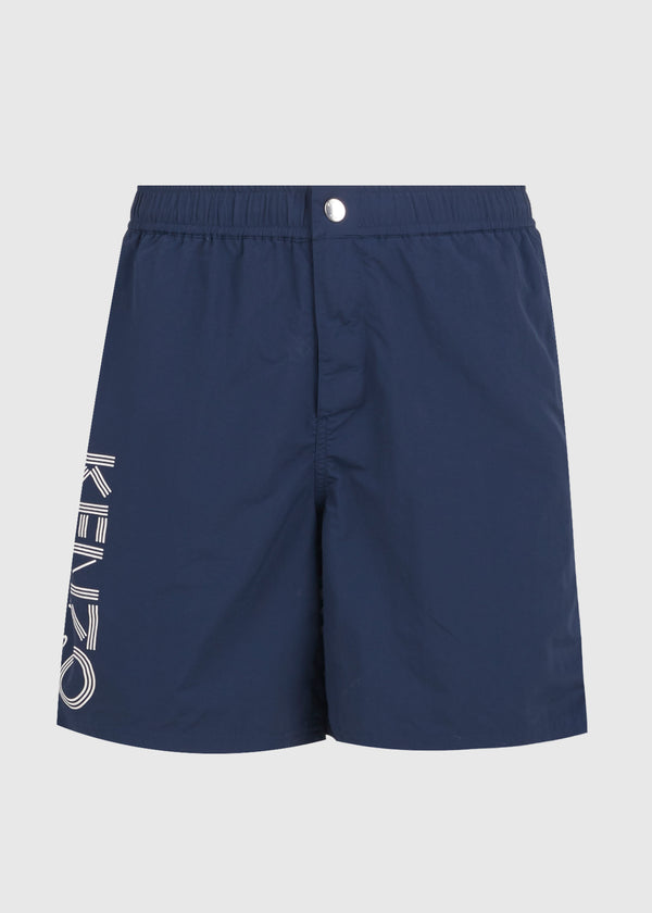 KENZO: PARIS SWIM TRUNK [NAVY]