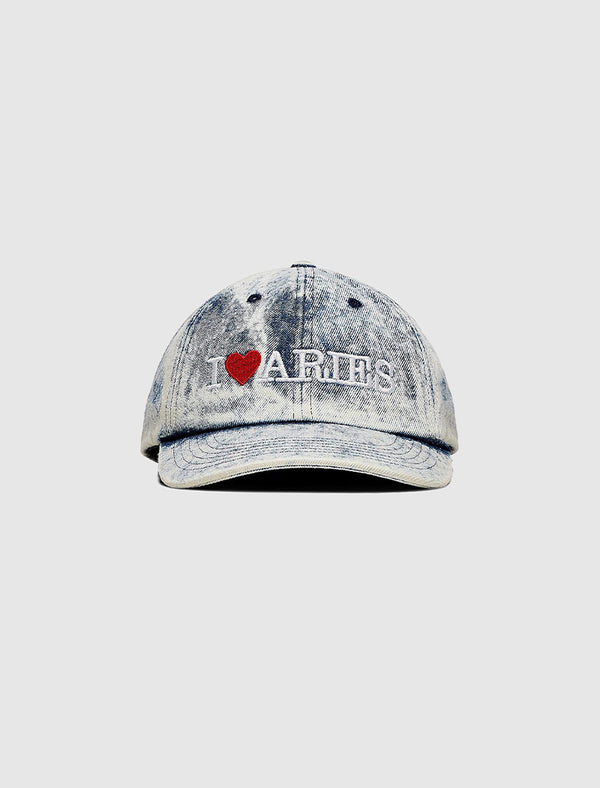I HEART ARIES HAT