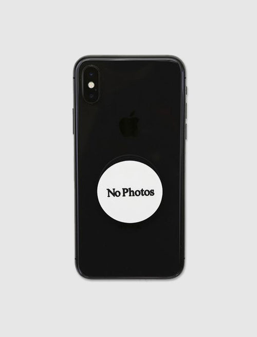 PHOTO PHONE GRIP SOCKET