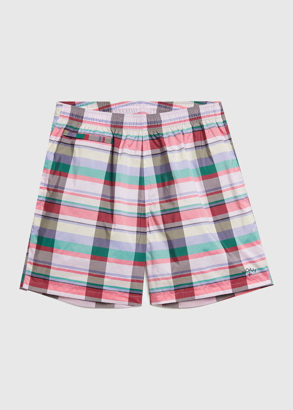 ADIDAS X NOAH: TECH SHORTS [MULTI]