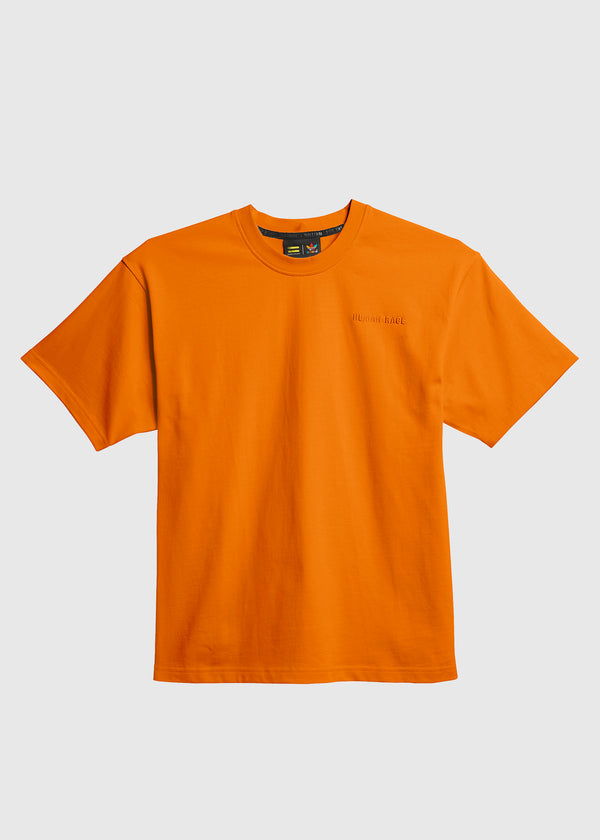 ADIDAS X PHARRELL WILLIAMS: BASICS TEE [ORANGE]