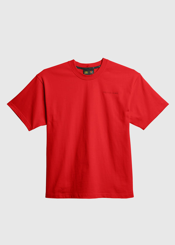 ADIDAS X PHARRELL WILLIAMS: BASICS TEE [RED]