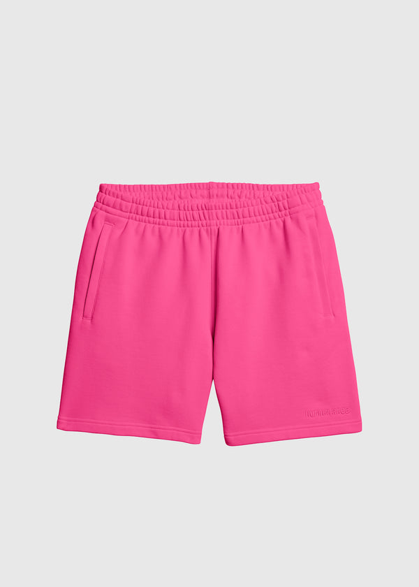 ADIDAS X PHARRELL WILLIAMS: BASICS SHORTS [PINK]