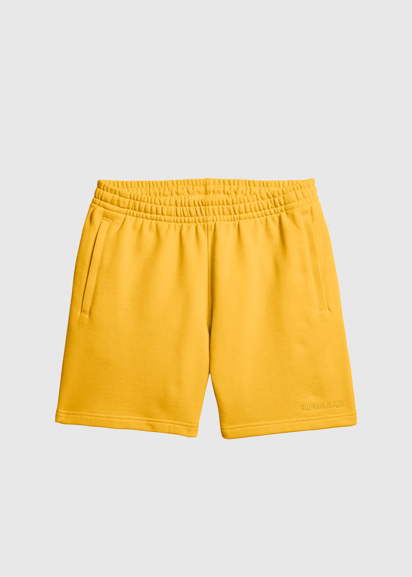 ADIDAS X PHARRELL WILLIAMS: BASICS SHORTS [GOLD]