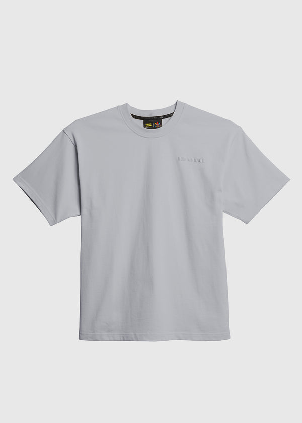 ADIDAS X PHARRELL WILLIAMS: BASICS TEE [GREY]