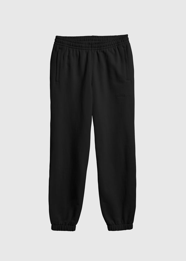 ADIDAS X PHARRELL WILLIAMS: BASICS PANTS [BLACK]