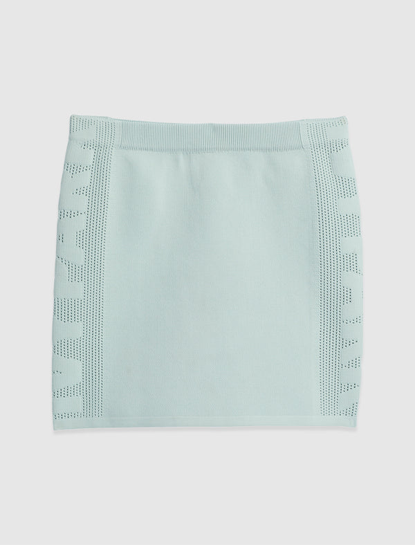 ADIDAS X IVY PARK: KNIT SKIRT [GREEN]