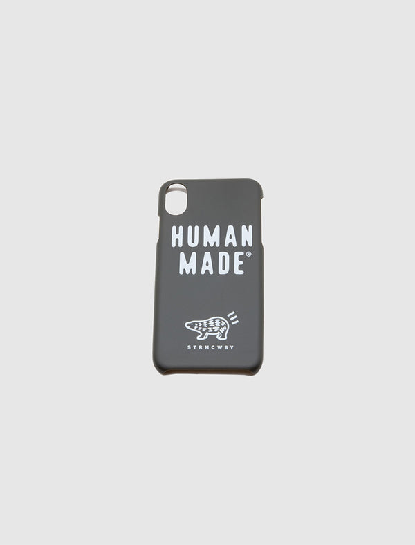 HUMAN MADE: IPHONE CASE X/XS #1 [OLIVE]