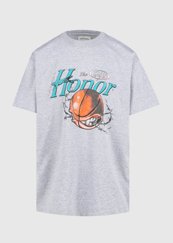 HONOR THE GIFT: METAL MOUTH TEE [GREY]