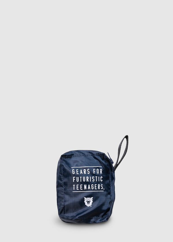 HUMAN MADE: FIRST-AID KIT BAG [NAVY]