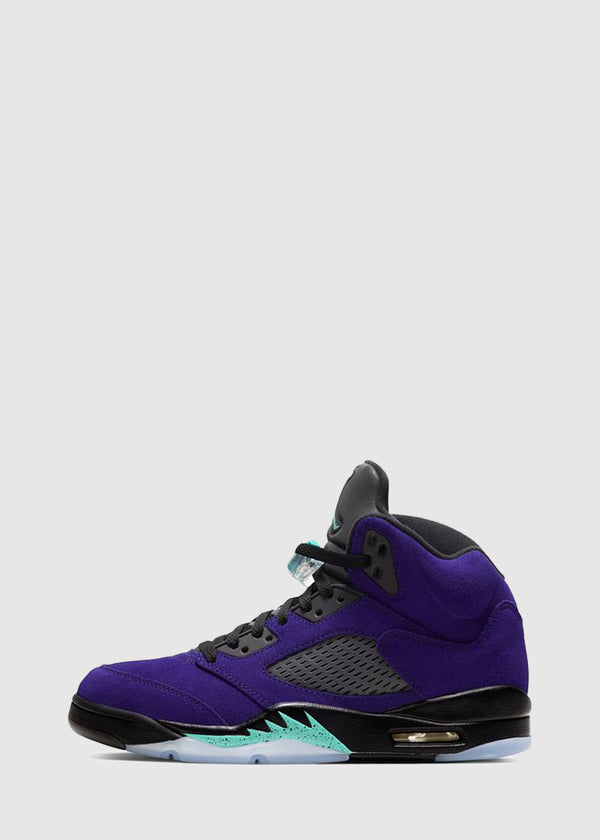 "JORDAN: AIR JORDAN 5 ""PURPLE GRAPE"" [PURPLE]"