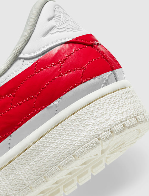 "AIR JORDAN 1 CENTRE COURT ""UNIVERSITY WHITE AND RED"""