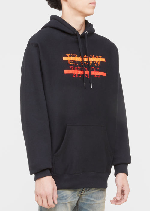 ANXIETY LOGO PULLOVER