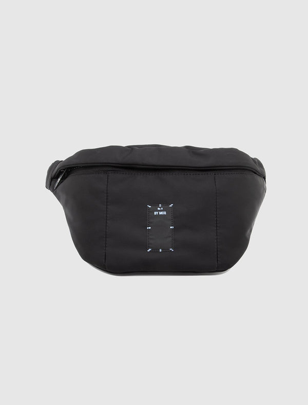 MCQ: DEFAULT WAISTBAG [BLACK]