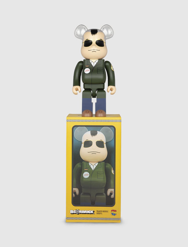 BEARBRICK 1000% TRAVIS BICKLE