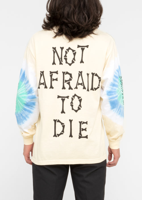 NOT AFRAID LONG SLEEVE TEE